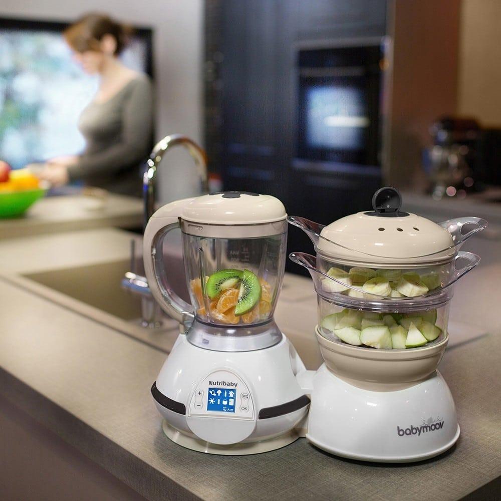 Comment utiliser votre robot mixeur de cuisine pour bébé ?