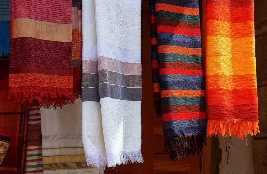 Le tapis berbère: faites voyager votre intérieur