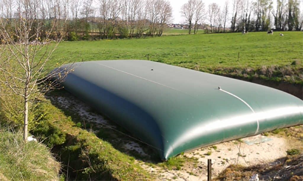 Citerne souple: le stockage de l'eau sans contrainte
