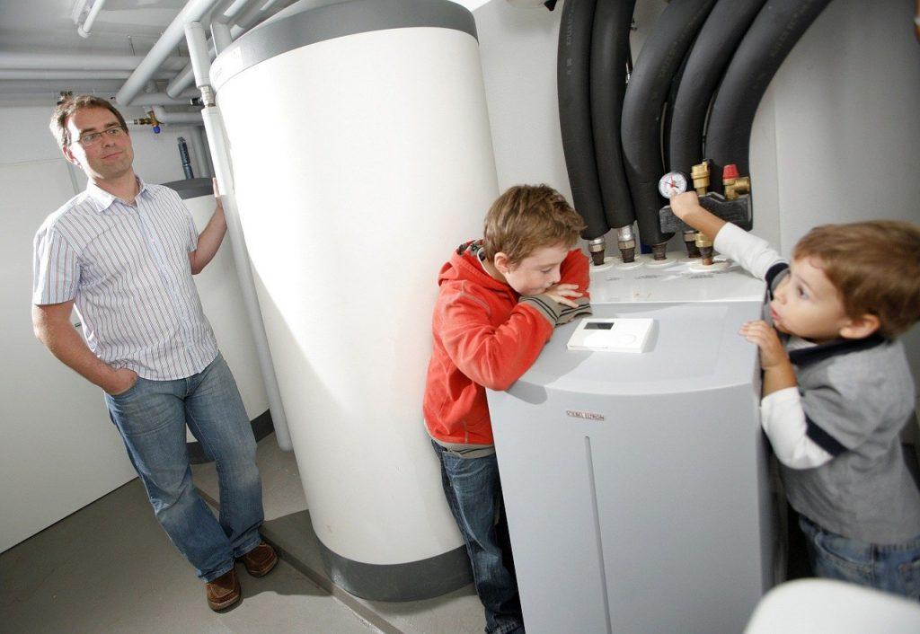 Quels sont les avantages de l'installation d'une pompe à chaleur?