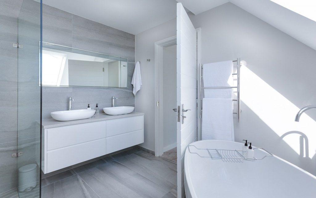 Les tendances d'aménagement de salle de bain en 2021